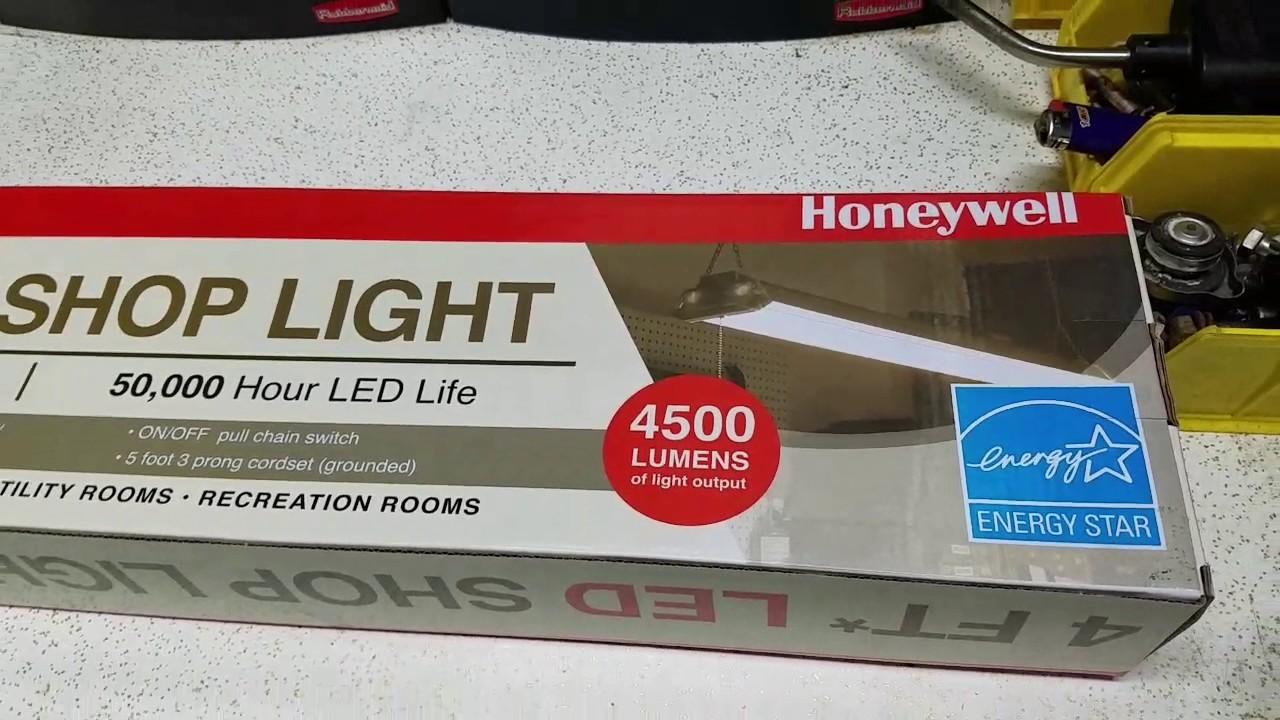 Honeywell Led Shop Light Harbor Freight Hack A Sam S Club Led Shop Light  Honeywell . Honeywell Led Shop Light ...