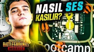 NASIL SES KASILIR? | PUBG Mobile Taktikleri (Türkçe) - 2019