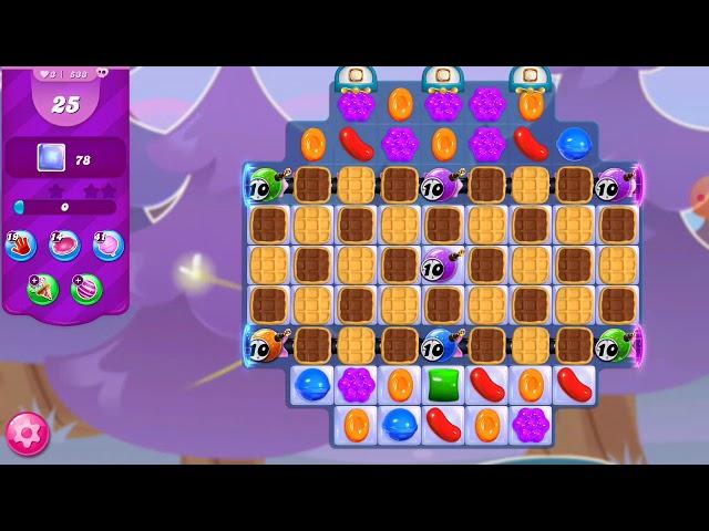 Candy Crush Saga niveau 533