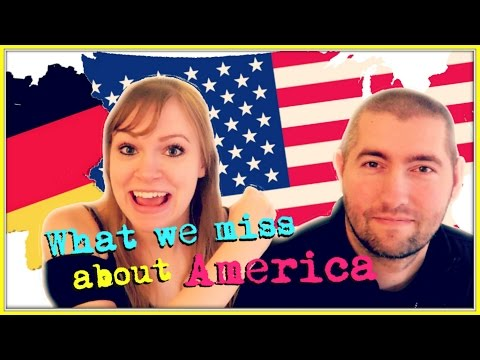 🌎 THINGS WE MISS ABOUT AMERICA 😢 |...