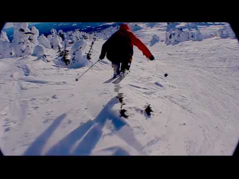 Life of a ski instructor intern at Big White in Canada