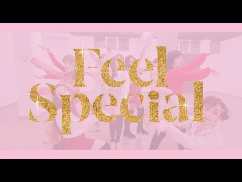 Feel Special [ 💕 Valentine's Day Version 💕 ] | Pink Milk | DANCE COVER TEASER