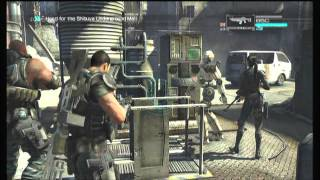 Binary Domain Xbox 360 HD Gameplay / Walkthrough Part 2