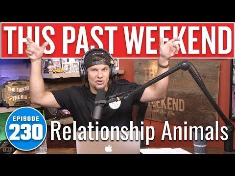 Relationship Animals   This Past Weekend w/ Theo Von #230