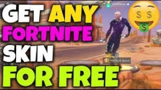 How To Get Free Fortnite Skins - Free Galaxy Skin Fortnite (iOS,android,PC,xbox,ps4)