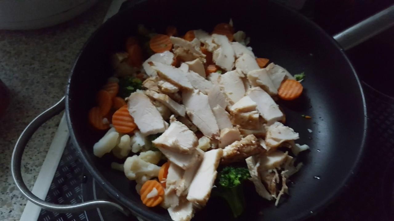 Schnell Kochen   Schnell Essen Zubereiten   Quick Cooking   Studenten Küche