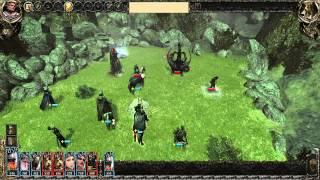 Disciples 3: Reincarnation combat video