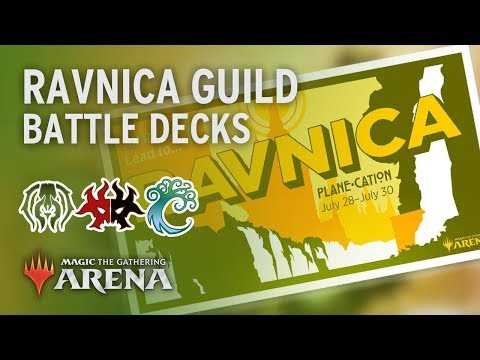 Repeat Ravnica - Guild Battle Event by MTG_Joe - You2Repeat