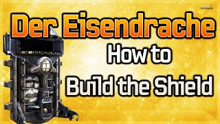 Der Eisendrache Buildable Tutorial: How to Build Zombie Rocket Shield [Black Ops 3 Zombies]
