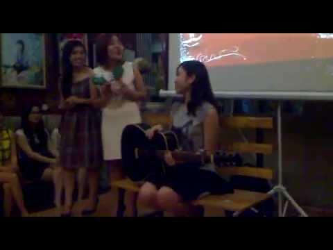 21st December 2014 The Love English Club CHRISTMAS PARTY Ho Chi Minh CIty VIETNAM