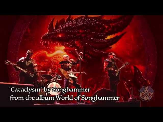 SONGHAMMER - Cataclysm (live from Blizzcon 2014)