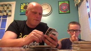 August 2, 2015 - Mansfield, MA Sports Cards Show Recap