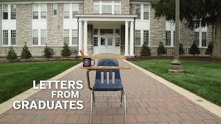 Letters from Graduates