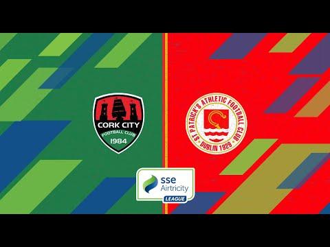 Premier Division GW14: Cork City 1-2 St. Patrick's Athletic
