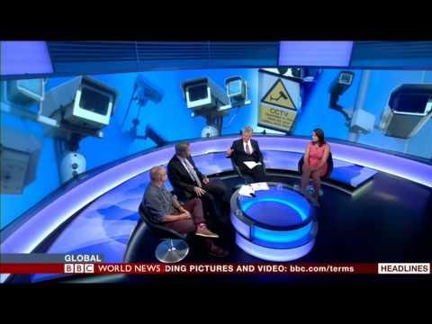 BBC World News: CCTV debate featuring Tom Reeve