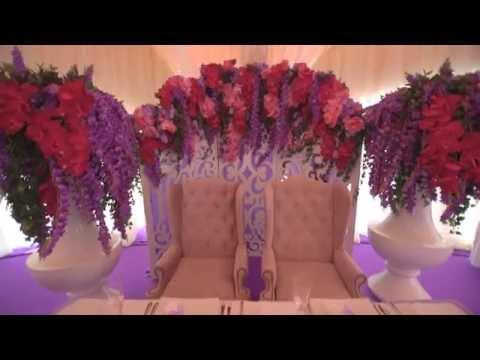 Оформление свадьбы от EasyWed Berta Spa Village 11 июня 2016
