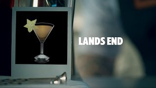 Lands End Drink Recipe - How To Mix