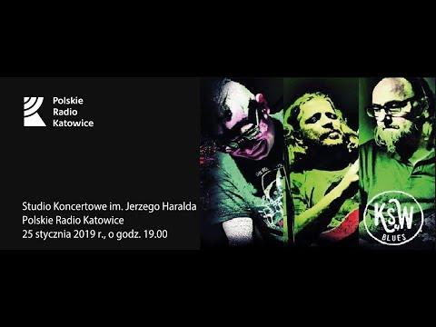 KSW 4 BLUES – Radiosesja. LIVE. Radio Katowice, 25.01.19