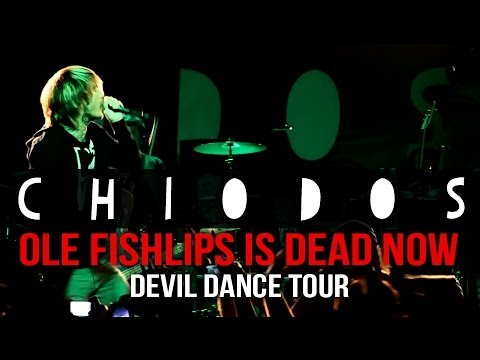 "Chiodos - ""Ole Fishlips is Dead Now"" LIVE! Devil Dance Tour"
