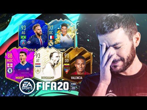 🏆 FIFA 20 - UNE DRAFT QUI A BIEN VIEILLI !