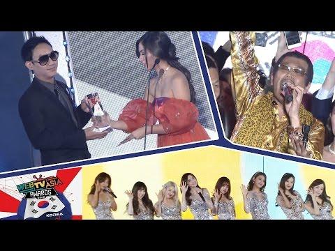 ดูมินิคอนเสิร์ต SNSD & PPAP สดๆ ในงาน WebTVAsia Awards 2016