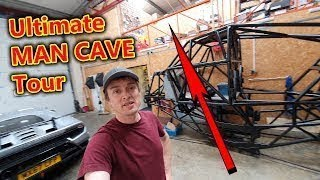 Re Upload Read Description Man Cave Tour  How To Get What You Want