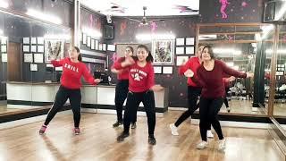 Nikle current || dance choreography || palak gupta || zumba moves ACADEMY prashant vihar
