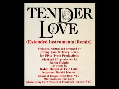 Force MD's - Tender Love (Ext inst)