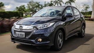 Novo Honda HR-V 2019 (Brasil): preços e detalhes  - www.car.blog.br