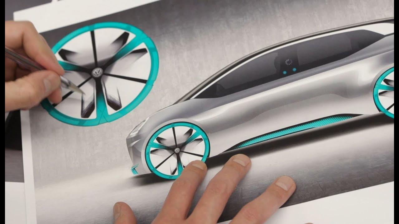 La creación del Volkswagen ID.3 - Capítulo 13 - Diseño de las llantas