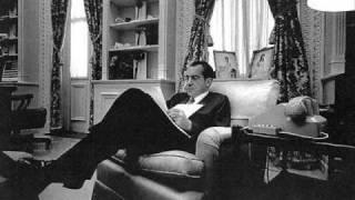 RICHARD NIXON TAPES: A Shy President 1 (Bob Haldeman)
