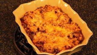 Goulash Baked Pasta Recipe