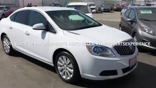 2015 Buick Verano - Roberts Auto Sales