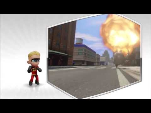 Disney Infinity - Dash Character Gameplay - Series 1