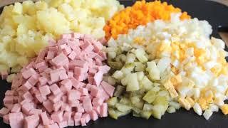 Росстат подсчитал стоимость традиционных новогодних салатов