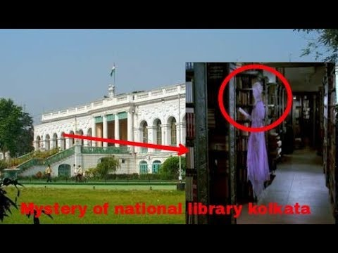 Mystery of National Library Kolkata