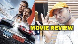 FORD v FERRARI -Movie Review