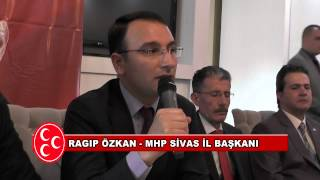 Milliyetçi Hareket Partisi Sivas Miletvekili Adayları Basın Mensuplarıyla Kahvaltıda Biraraya Geldi
