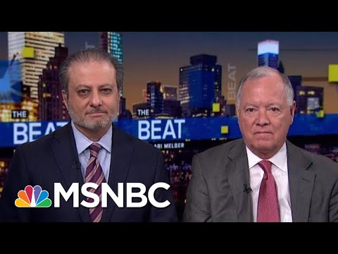 Line Crossed: Three SDNY Chiefs Say Trump Can Be Indicted | The Beat With Ari Melber | MSNBC