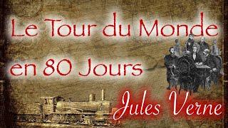 Livre audio : Le Tour du Monde en 80 Jours, Jules Verne (chapitre 2)