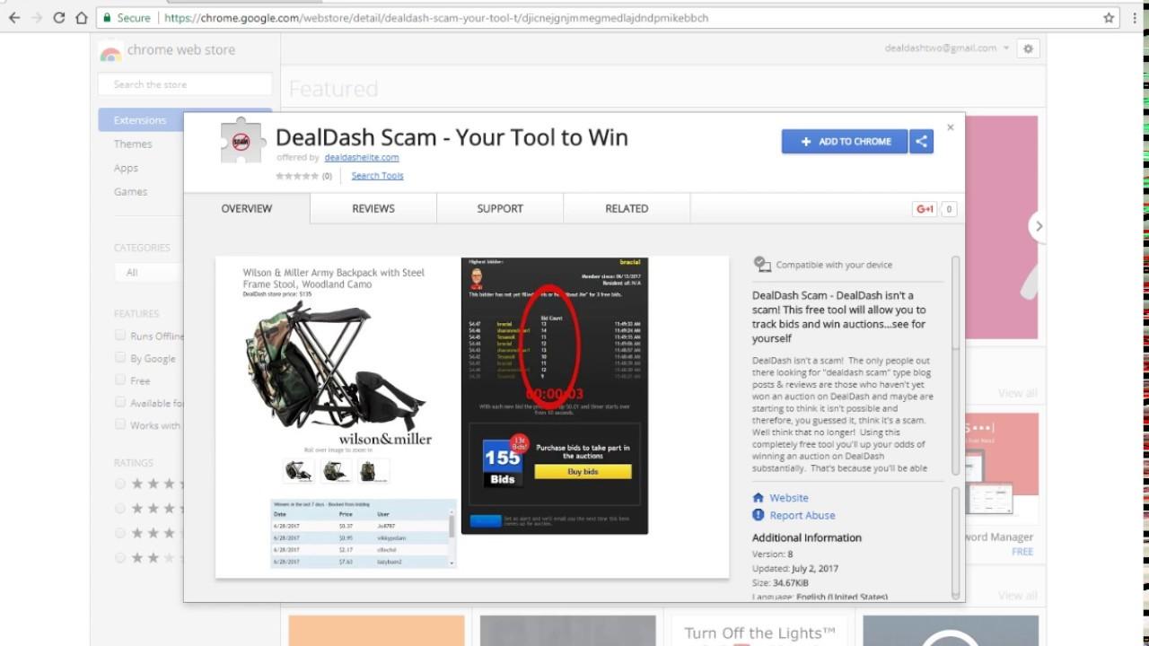 DealDash Scam Is it Isn t It This Will Help