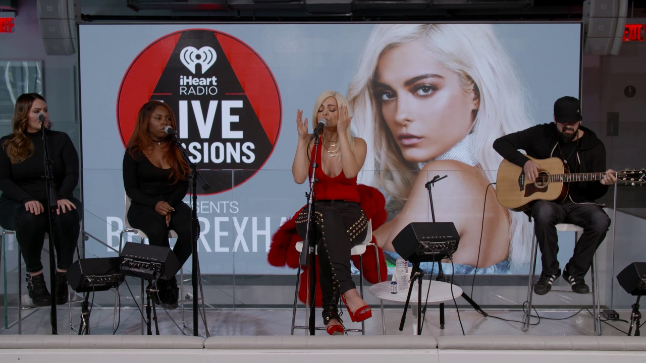 Bebe Rexha - In The Name Of Love (iHeartRadio Live Sessions on the Honda Stage)