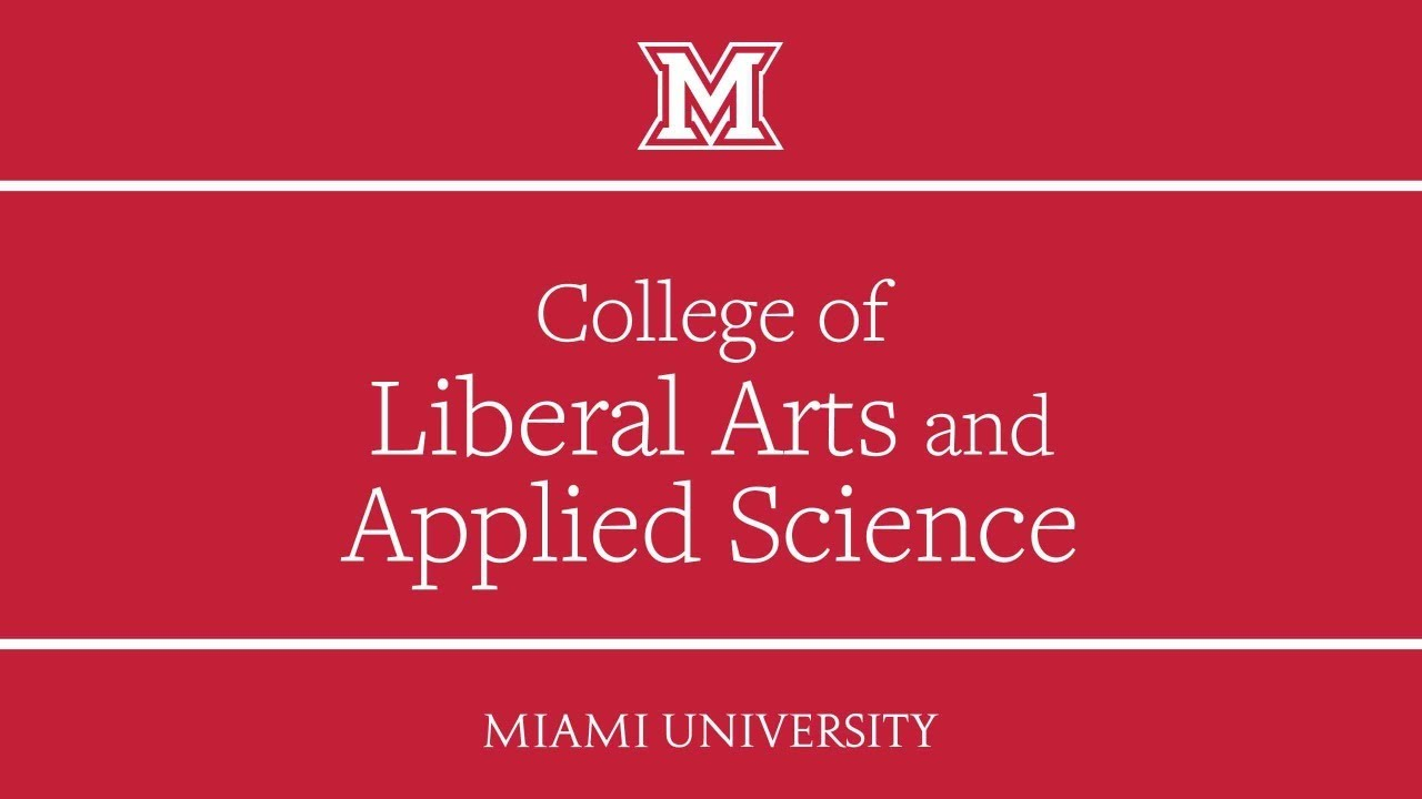 College Of Liberal Arts And Applied Science Miami Regionals Virtual Commencement Youtube