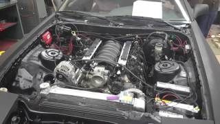 1987 MK3 Toyota Supra 6.0L LS Swap. Update