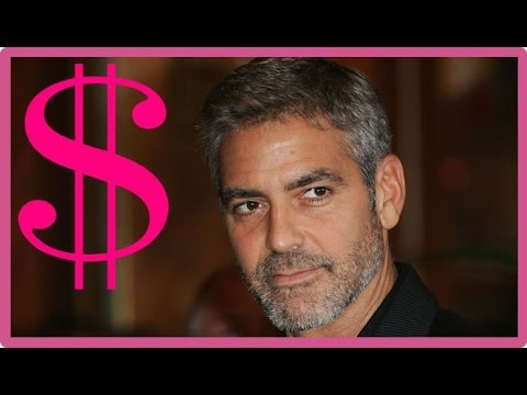 George clooney Net Worth 2017 Houses and Cars - YouTube