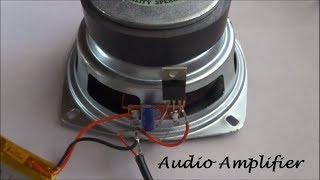 Video How To Make A Audio Amplifier With Bass Boost download MP3, 3GP, MP4, WEBM, AVI, FLV Agustus 2018