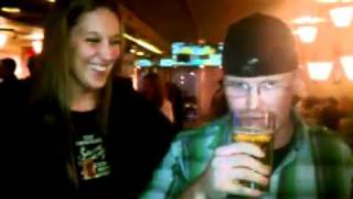 The fastest beer drinker in the world.. 2 seconds or less