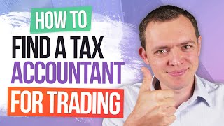 How to Find a Tax Accountant for Your Investment & Trading Earnings