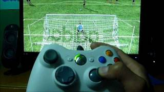 Tutorial como tapar Penaltis en FIFA 12 y FIFA 13
