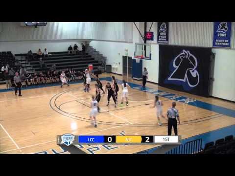 Northeastern Junior College vs. Lamar Community College (Women's Basketball)